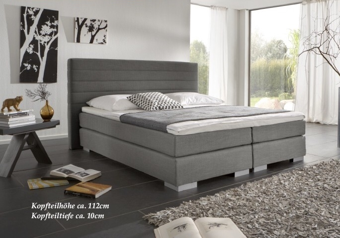 wasserbett in boxspring optik wasserbettmatratzen und gelmatratzen. Black Bedroom Furniture Sets. Home Design Ideas