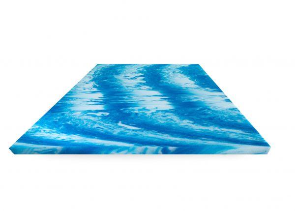 Topper Wasserbett 90x210