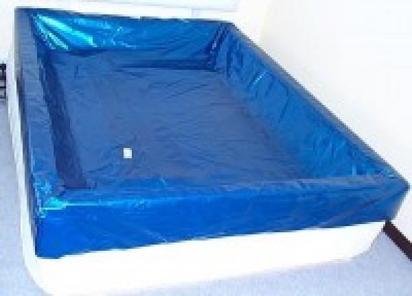 Wasserbett Sicherheitswanne Softside