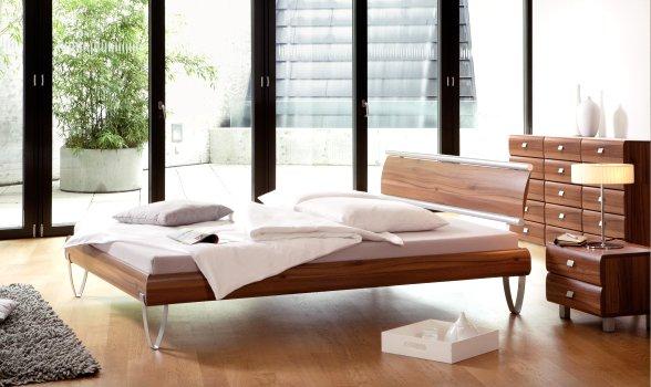 hasena soft line noble loft kopfteil lazy alu wasserbettmatratzen und gelmatratzen. Black Bedroom Furniture Sets. Home Design Ideas