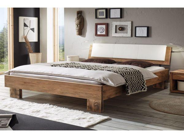 Wasserbett komplett Oak Line Vintage Cadro Tava Sion