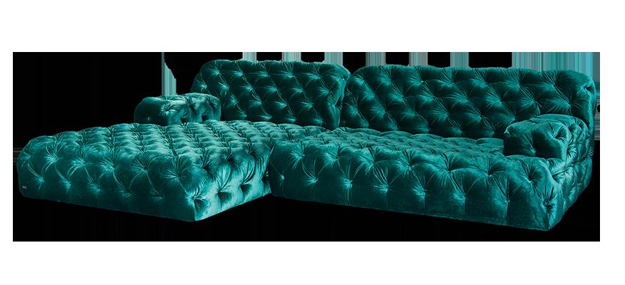 bretz sofa cocoa island luxusbetten und sofas bettrahmen wasserbettmatratzen und gelmatratzen. Black Bedroom Furniture Sets. Home Design Ideas