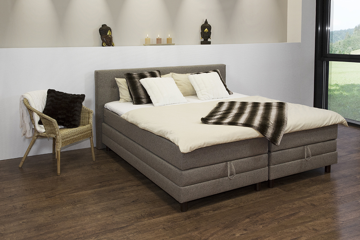 boxspringbett ambiente neo classic wasserbettmatratzen und gelmatratzen. Black Bedroom Furniture Sets. Home Design Ideas
